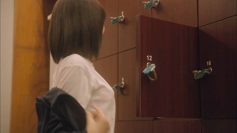ドラマ「監獄学園 プリズンスクール」武田玲奈の脱衣シーン