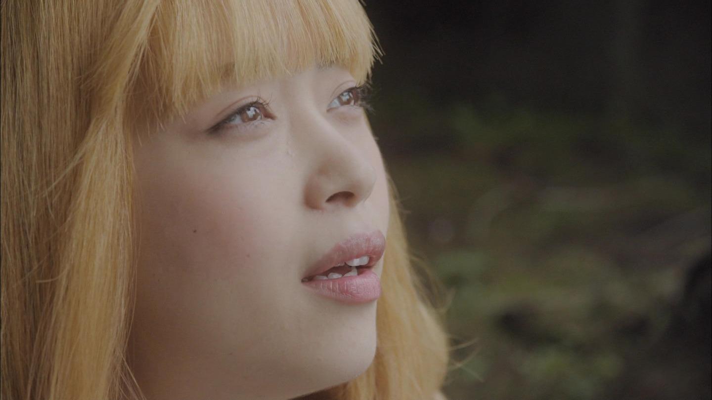 ドラマ「監獄学園 プリズンスクール」緑川花役・森川葵の野外おしっこシーン