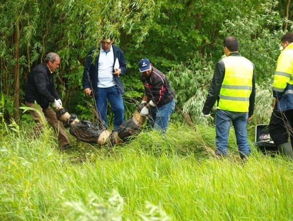 ルーマニアでレイプされて殺害された日本人女性(益野友利香さん)の遺体