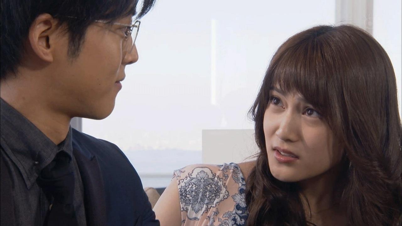 ドラマ「サイレーン」で松坂桃李に迫る入山杏奈