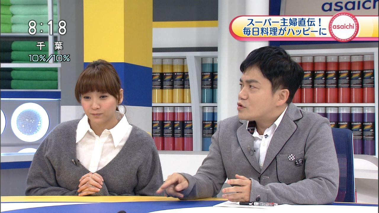 NHK「あさイチ」、一人目妊娠中で激太りしている藤本美貴