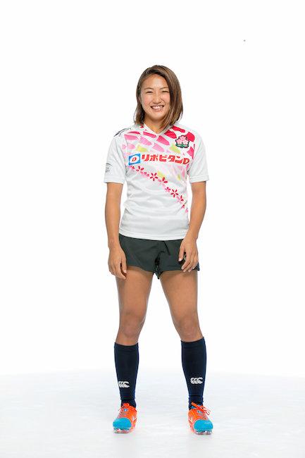 女子ラグビー日本代表、サクラセブンズの山口真理恵