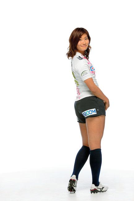 女子ラグビー日本代表、サクラセブンズの冨田真紀子