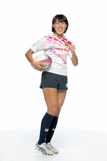 女子ラグビー日本代表、サクラセブンズの横尾千里