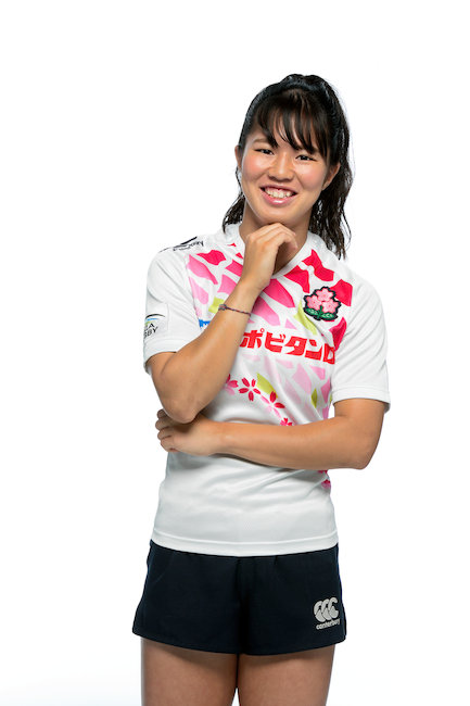 女子ラグビー日本代表、サクラセブンズの小出深冬