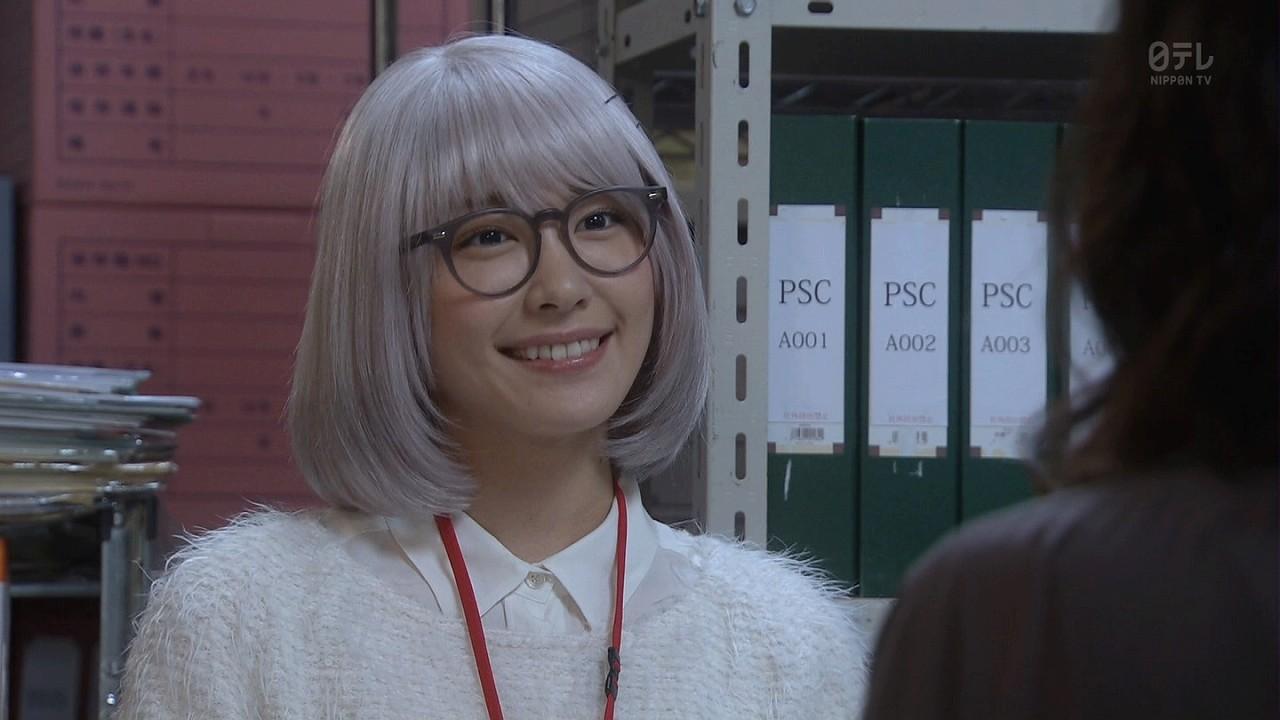 ドラマ「掟上今日子の備忘録」の新垣結衣