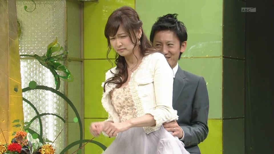 「新婚さんいらっしゃい」に出演した爆乳の美人妻