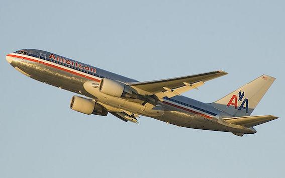 アメリカン航空11便 写真
