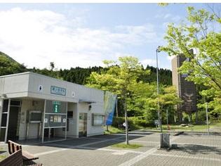 湯ノ岳パーキングエリア(下り)