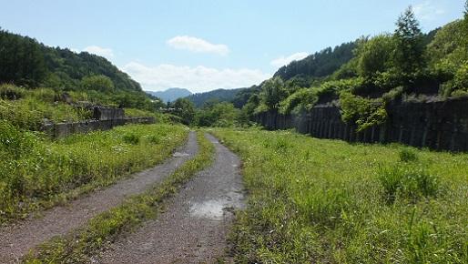 夕張真谷地炭鉱 (28)①