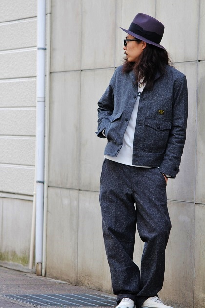 Delinquent Bros セットアップ Style Sample (5)