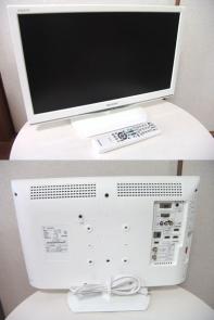 シャープ アクオス 液晶テレビ LC-22K90 2