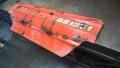 トラクター用アタッチメントカバー修理