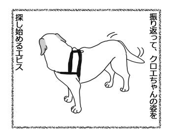 羊の国のラブラドール絵日記シニア!!「虹のこちら側」2