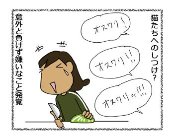 羊の国のラブラドール絵日記シニア!!「負けず嫌い」4