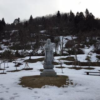 雪の樹木葬