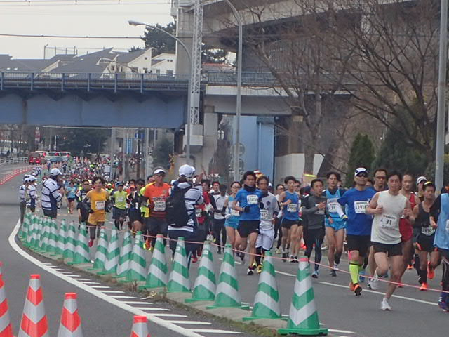 横浜マラソン2016 (5)