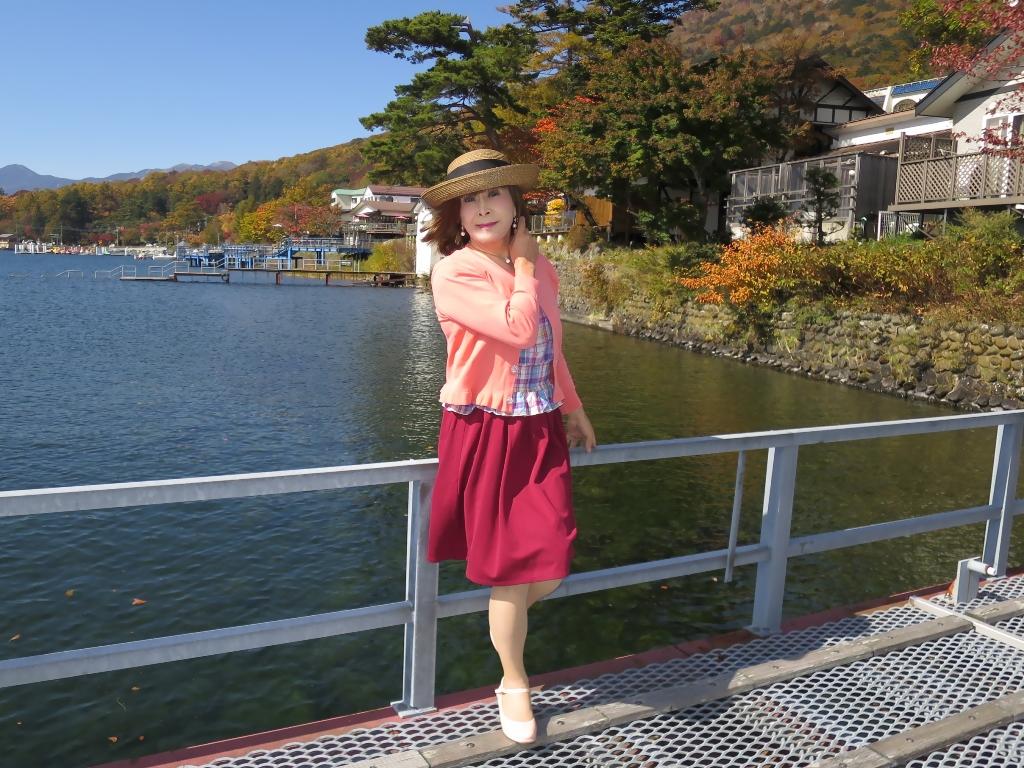 中禅寺湖オレンジカーデA(6)