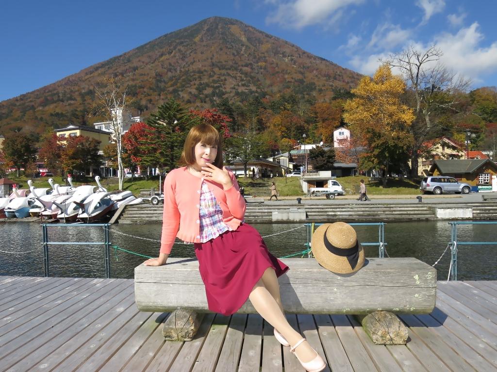 中禅寺湖オレンジカーデF(6)