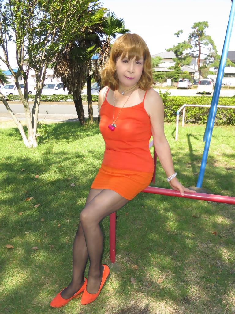 オレンジマイクロミニD(1)