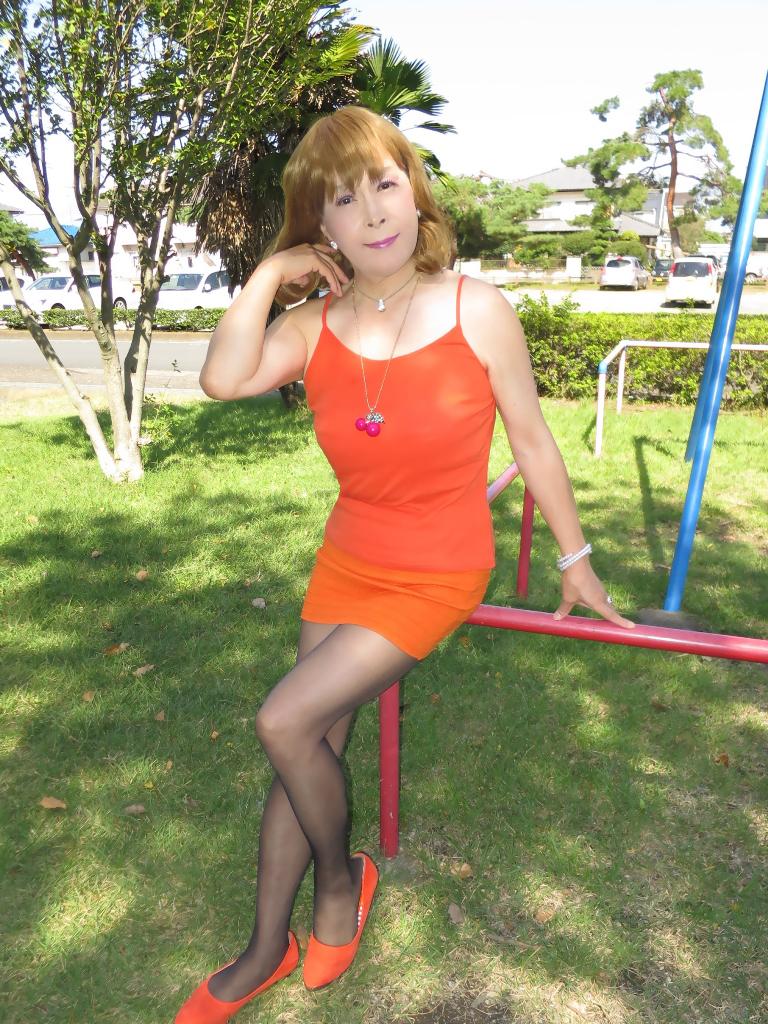オレンジマイクロミニD(6)