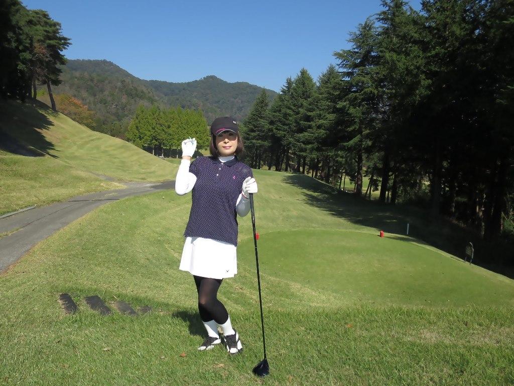 紺ポロシャツゴルフD(5)