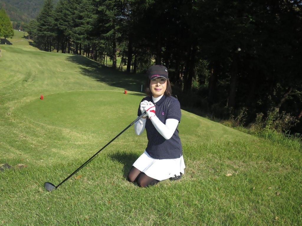 紺ポロシャツゴルフD(6)