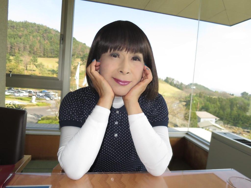 紺ポロシャツゴルフG(1)