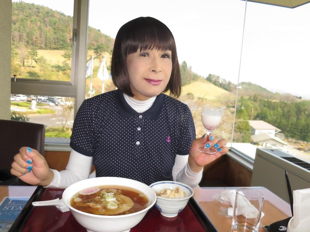 紺ポロシャツゴルフG(3)