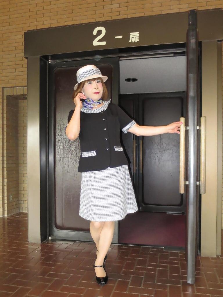 バスガール制服B(4)
