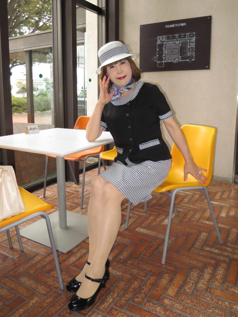 バスガール制服C(1)