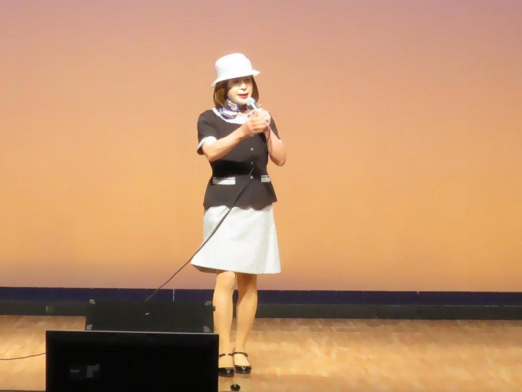 バスガール舞台(1)