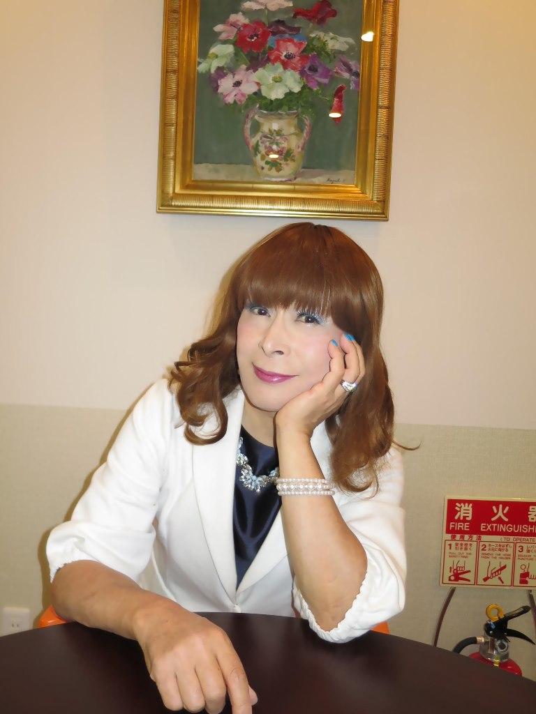 紺ワンピ白ジャケットA(7)