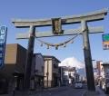 金鳥居富士-1