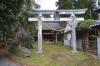 姥神社鳥居