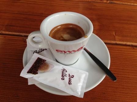 クサミルのカフェ