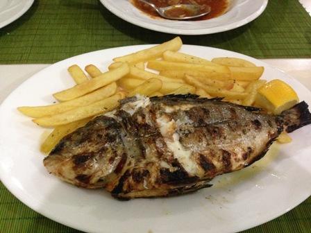 クサミルのレストラン7