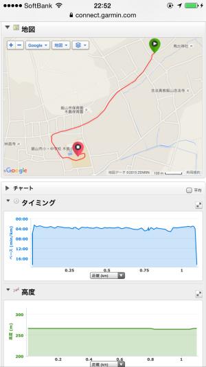 20151025地区一周駅伝大会走行データ