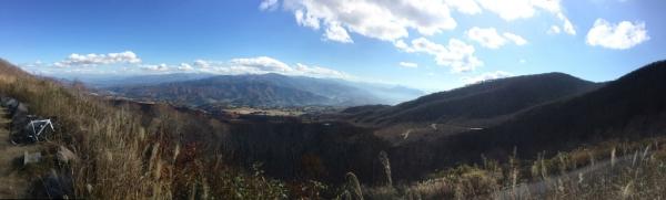 20151106CAAD10関田峠大神楽展望台
