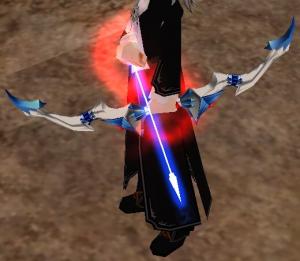 バフェ弓矢