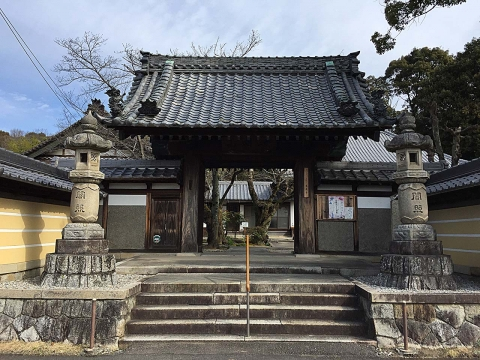 ウォーキング高蔵寺20160313