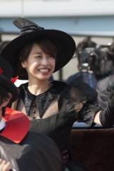 加藤綾子ハロウィンパレード画像1
