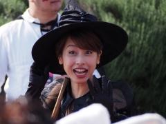 加藤綾子ハロウィンパレード画像3