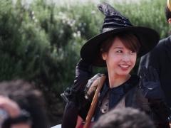 加藤綾子ハロウィンパレード画像4