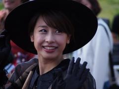 加藤綾子ハロウィンパレード画像5