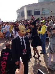 加藤綾子ハロウィンパレード画像7