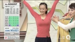 体操・田中理恵巨乳ニットセーター画像3