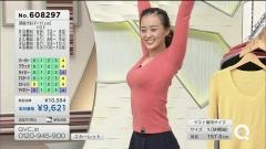体操・田中理恵巨乳ニットセーター画像4