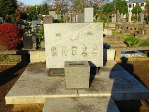 松戸徳川家之墓