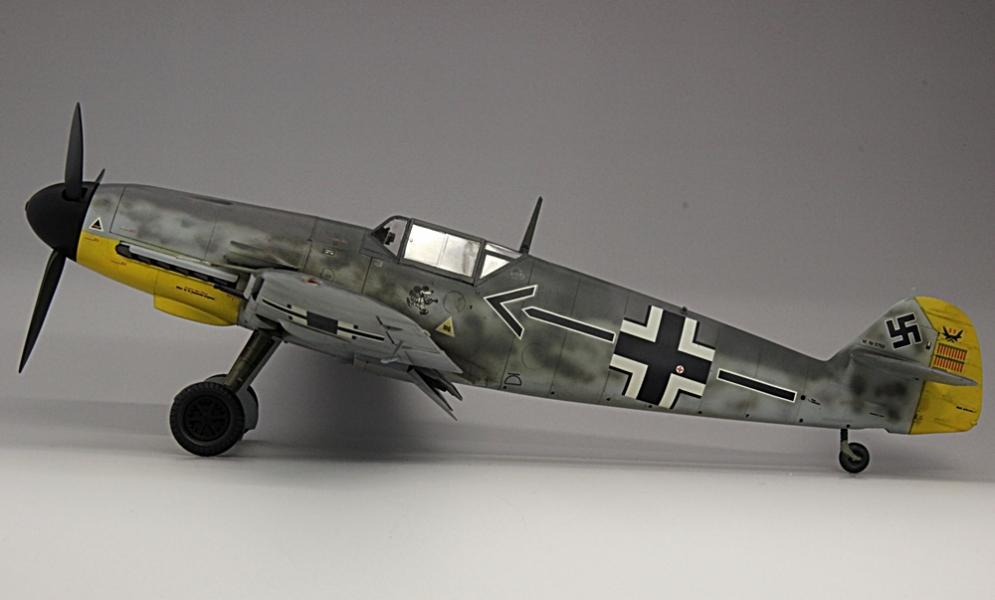 メッサーシュミットbf109F-6ガーランド-6